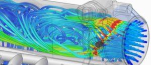 FloEFD Simulation CFD Dynamique des Fluides