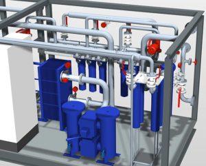 Piping Design, logiciel CAO 3D de tuyauterie industrielle