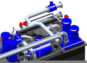 Logiciel tuyauterie - Solid Edge Piping Design