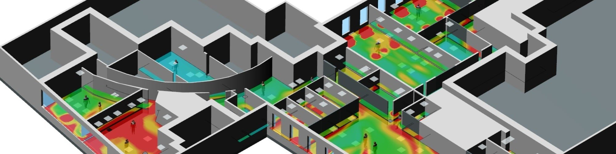 Simulation HVAC, Chauffage, Ventilation, Climatisation