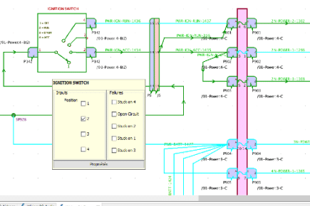 Wiring Design - Mode d'analyse qualitatif