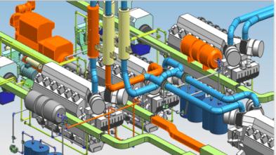Piping Design, Logiciel de tuyauterie industrielle