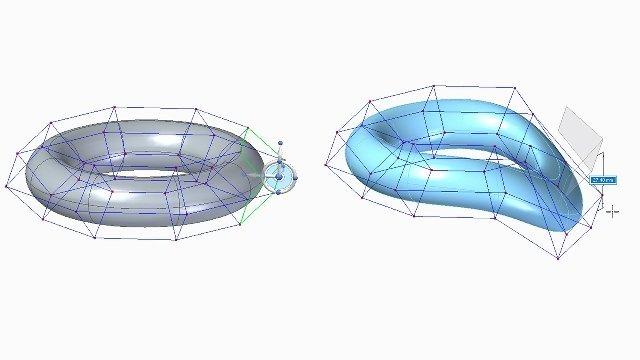 Webinars Solid Edge Subdivision Modeling