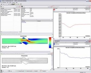 Convergence FloEFD en mécanique des fluides numérique