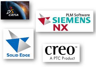 Intégration de la simulation CFD avec les principaux logiciels de CAO
