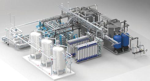 Logiciel PID, Piping Design, Isométrique pour concevoir vos tuyauteries en CAO 3D